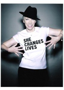 Photo Of The Week: Annie Lennox