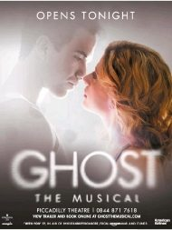 Ghost The Musical – First Night Impressions