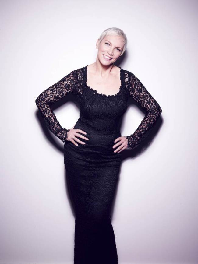 Annie Lennox is to receive The Music Industry Trusts Award later today