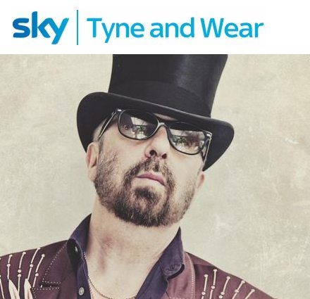 New Interview with Dave Stewart and Tyne And Wear Sky