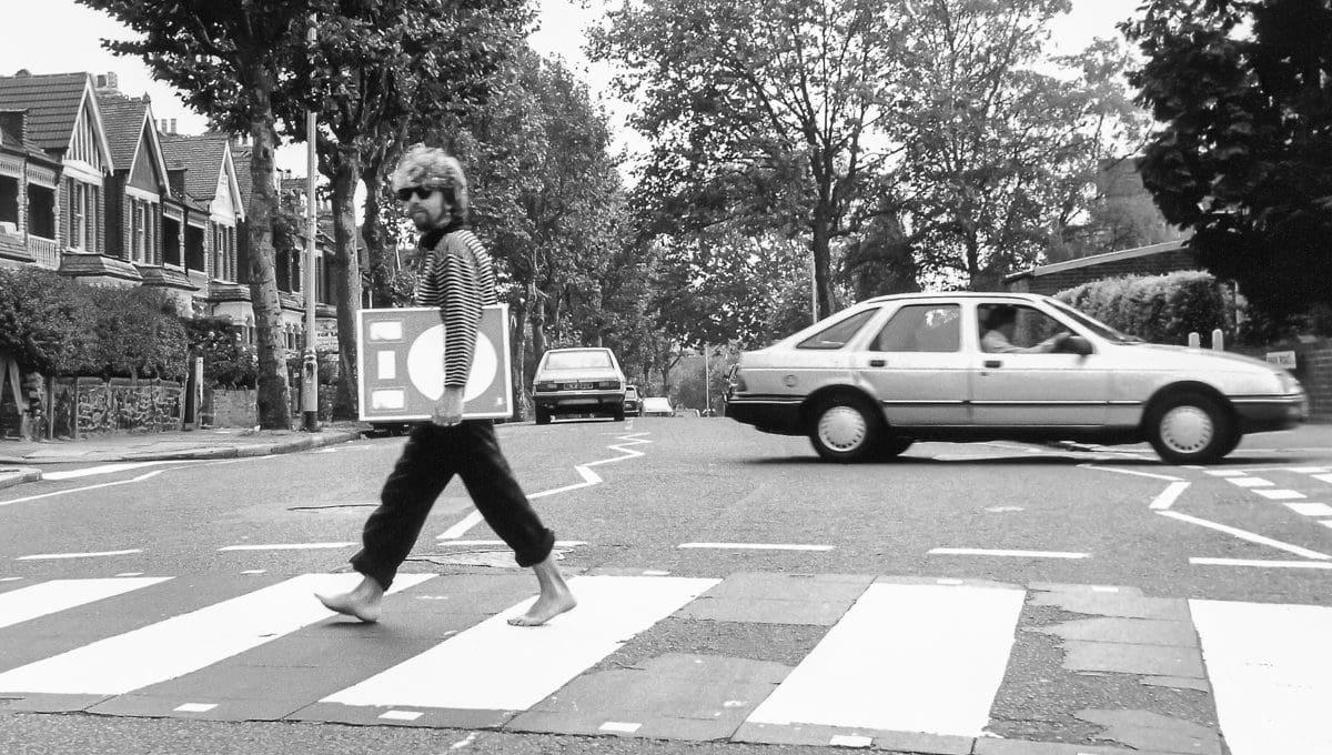 Dave Stewart, Musician, Crouch End