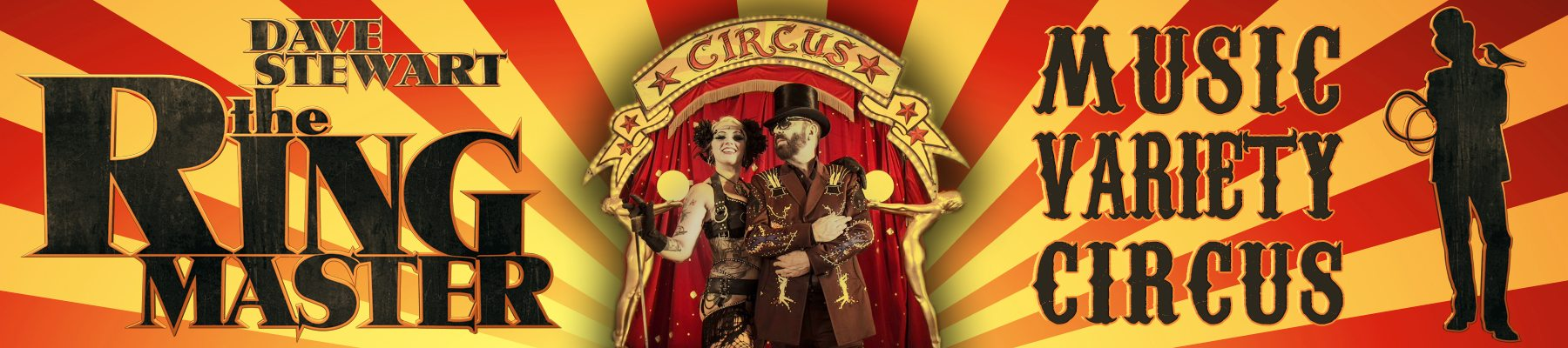 Watch the pilot episode of The Ringmaster now on Bitesize TV – Dave Stewart's new crazy TV Show!