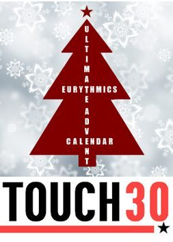 The Ultimate Eurythmics 2013 Advent Calendar day 3 is now open