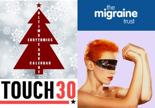 The Ultimate Eurythmics 2013 Advent Calendar day 17 is now open
