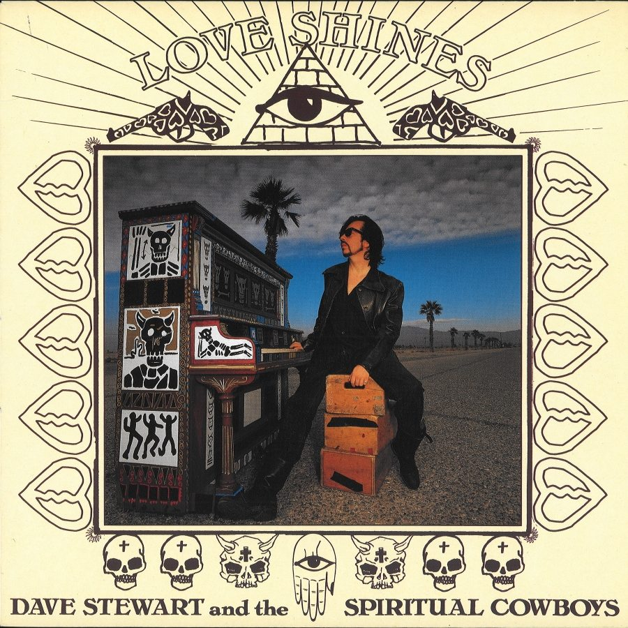 Record Of The Week Beatles Special: Dave Stewart and John Lennon