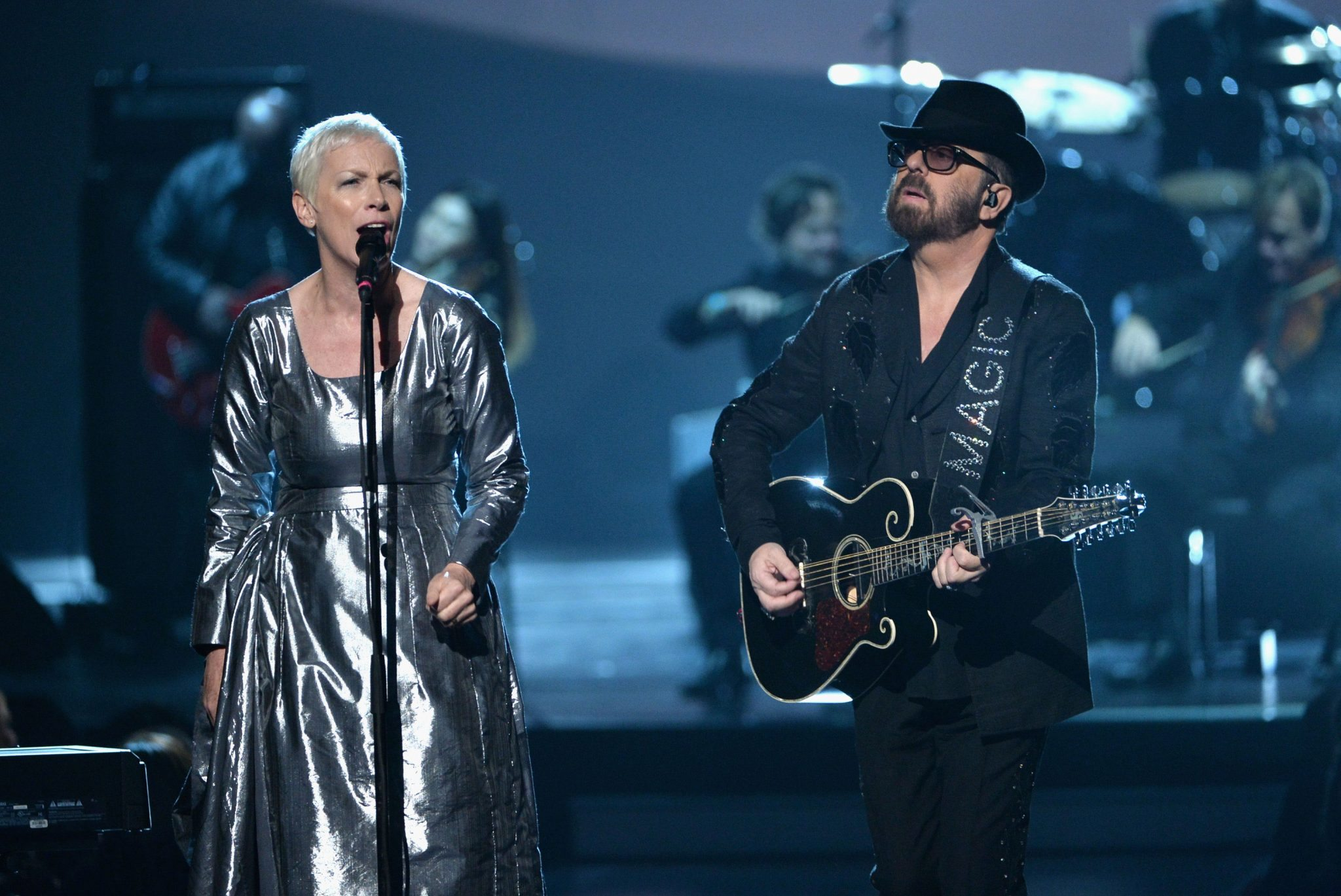 Eurythmics were no fools in LA last night – Our review!