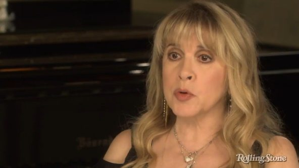 """Stevie Nicks – New Interview with Rolling Stone describes Dave Stewart as """"The Master of Ceremonies"""""""
