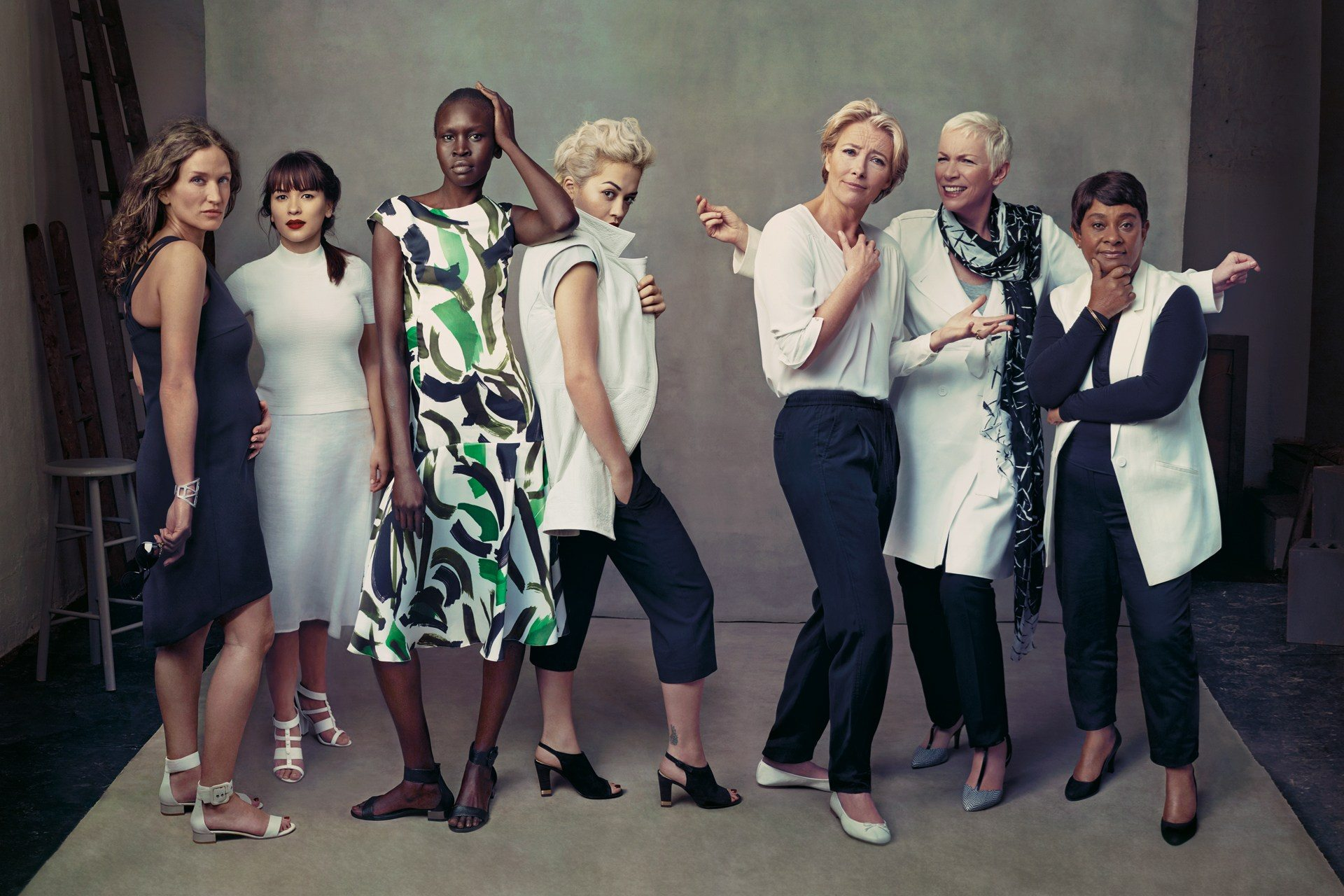 Annie Lennox is a Leading Lady for Marks and Spencer 2014 campaign