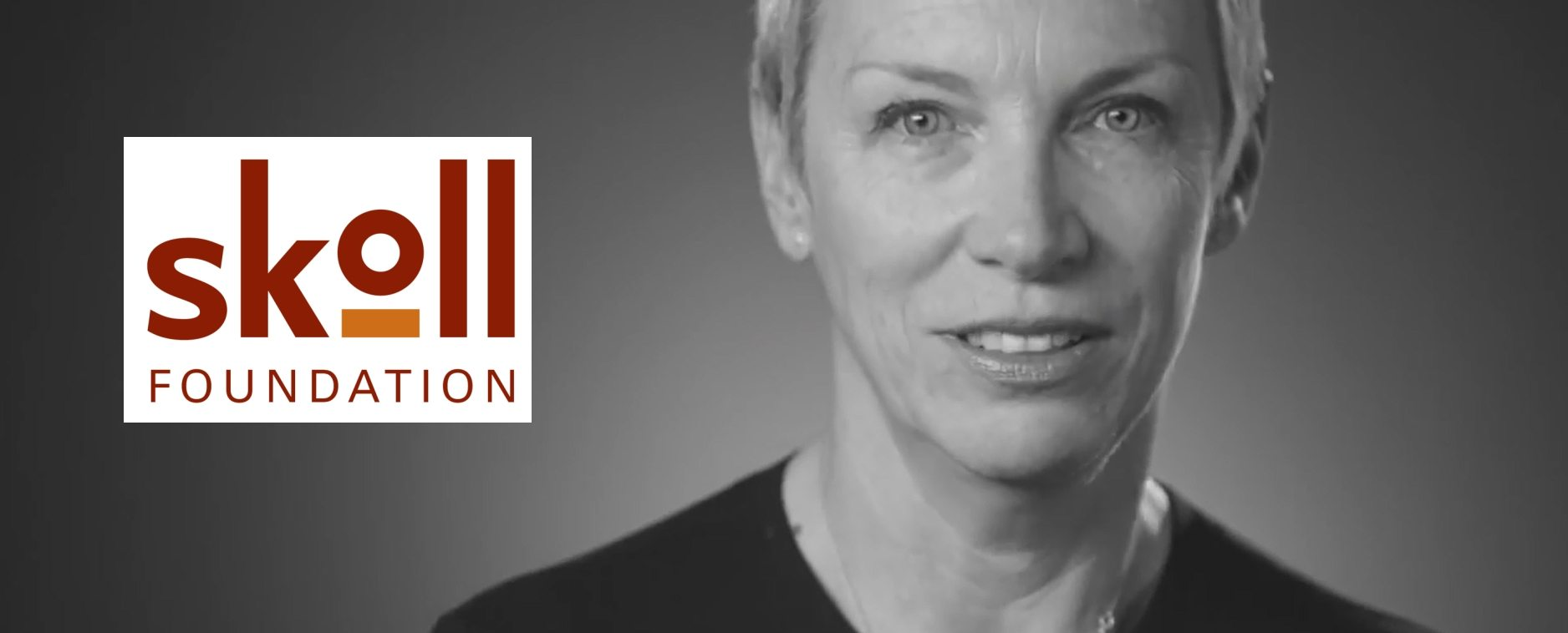 Watch a short clip of Annie Lennox in this year's Skoll World Forum video