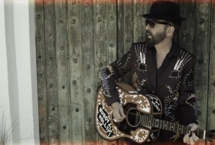 Video Of The Week : Dave Stewart performing the Buddy Holly classic Raining In My Heart