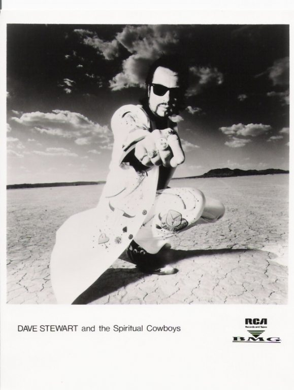 Photo Of The Week : Dave Stewart – The Spiritual Cowboy! (From the photo archives of Norma Koning)