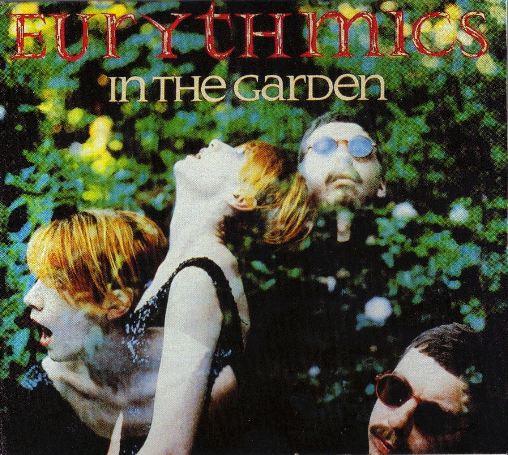 On This Day – 16th October 1981 – Eurythmics released their debut album In The Garden 33 years ago