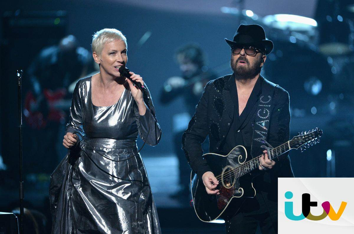 Finally, a UK airing of Eurythmics performance of The Fool On The Hill this Friday on ITV