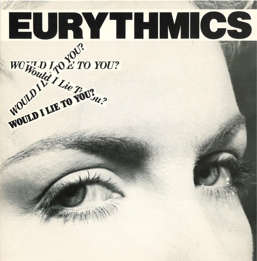 On This Day – 4th April 1985 – Eurythmics released their single Would I Lie To You 29 years ago