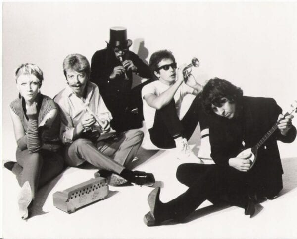 The Tourists - Promo Photograph - Normas Gallery - 3