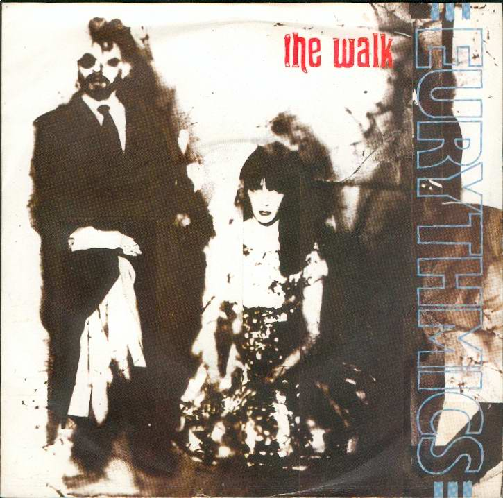 On This Day – 25th June 1982 – Eurythmics released their single The Walk 32 years ago