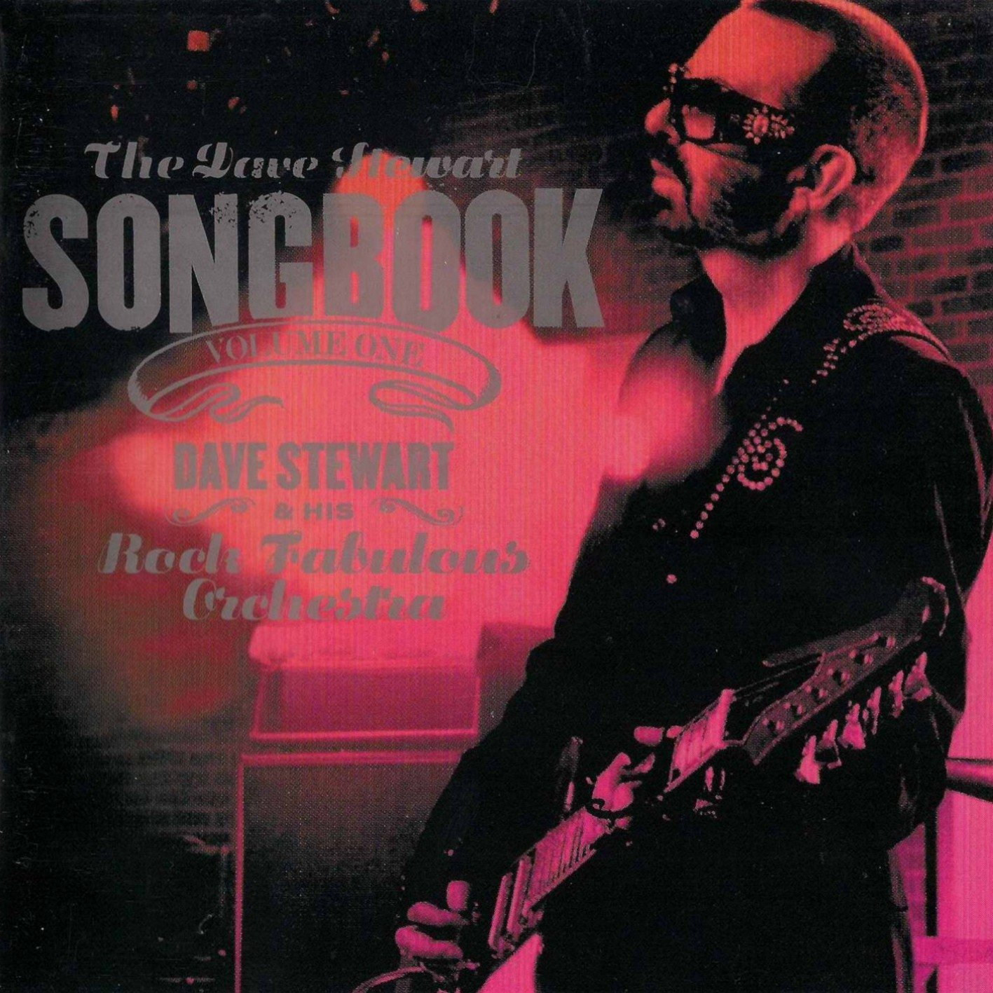 6 years ago today Dave Stewart released the Dave Stewart Songbook double CD and 300 page book – 4th August 2008