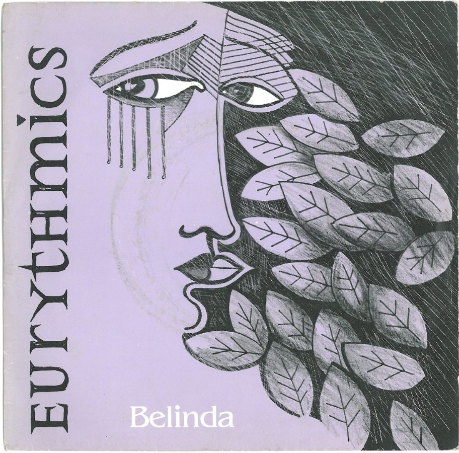 33 years ago today Eurythmics released their Single Belinda : 16th August 1981