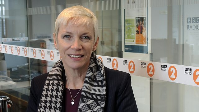 Tune into BBC Radio 2 and the Steve Wright Show to hear Annie Lennox and the radio premier of Summertime