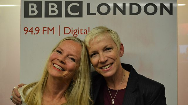 Annie Lennox – Listen Again to Annie Lennox's interview with BBC London Radio's Jo Good
