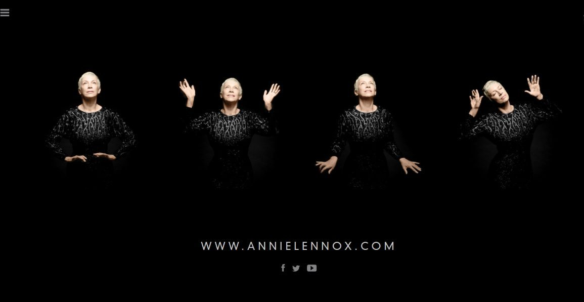 Official Press Release from Blue Note Records for the upcoming release of Annie Lennox's new album Nostalgia