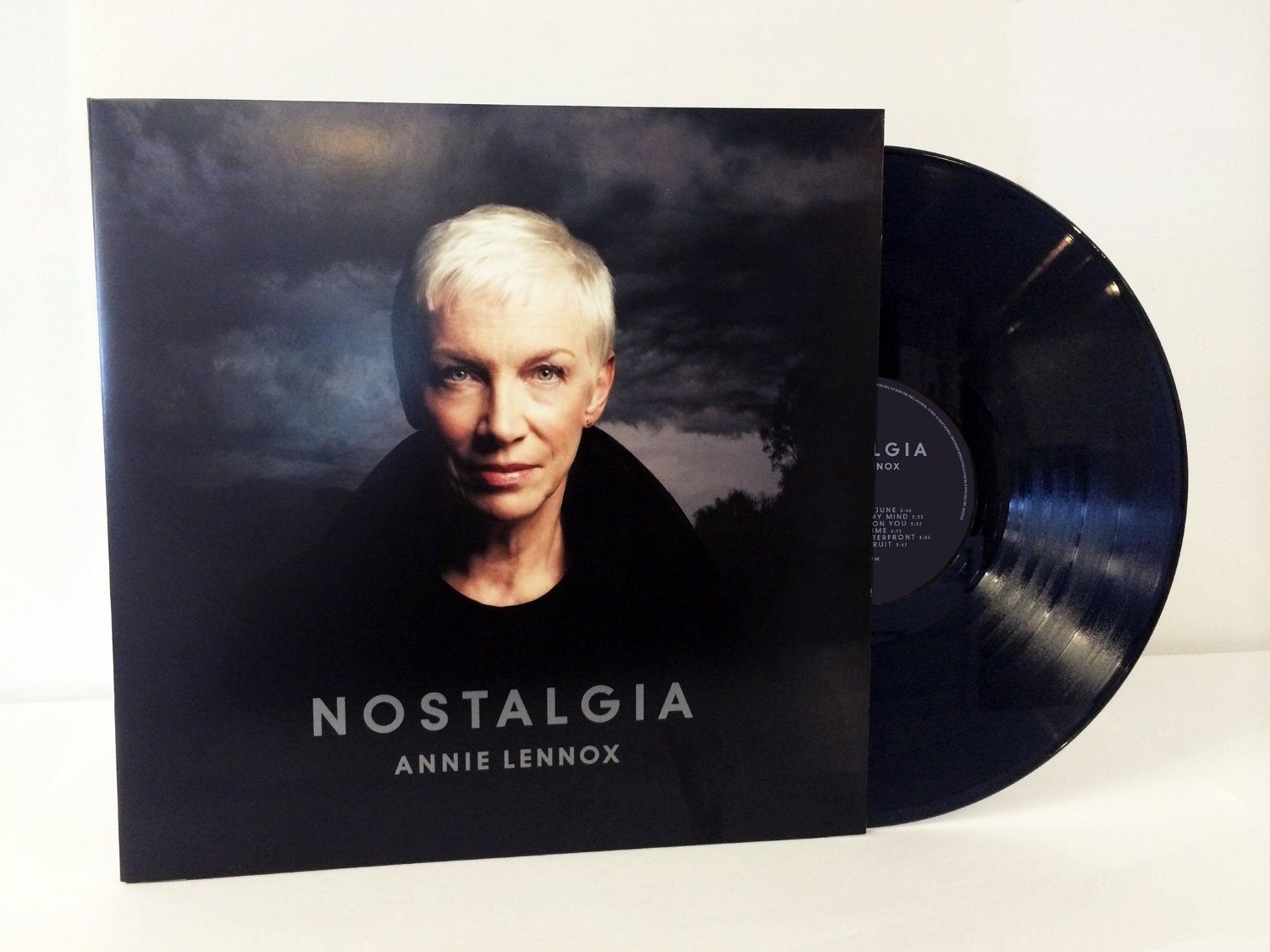 Nostalgia – The new album from Annie Lennox is now on worldwide release
