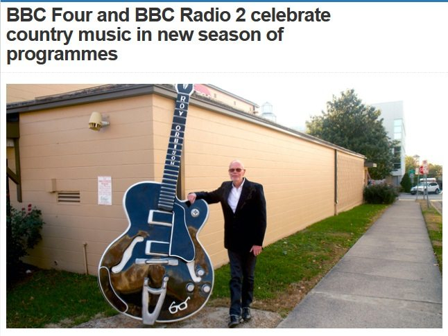 Dave Stewart to feature in BBC 4 Nashville documentary with Bob Harris