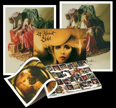Stevie Nicks – 24 Karat Gold – Songs From The Vault featuring Dave Stewart makes a good chart debut!