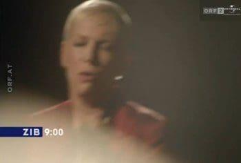 Annie Lennox - Austria TV Interview