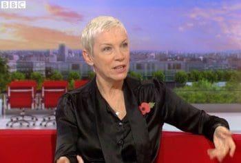 Annie Lennox - BBC Breakfast Interview sm