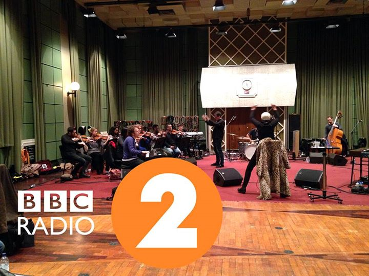 Listen again to Annie Lennox and The Urban Soul Orchestra in Session on BBC Radio 2 with Jo Whiley