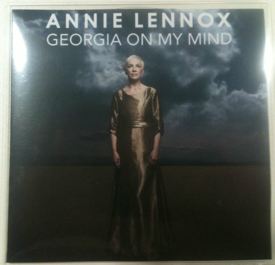 A new promo CD for Georgia On My Mind is issued to UK radio stations taken from Annie Lennox's latest album Nostalgia.