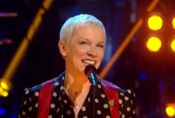 Annie Lennox - Strictly Come Dancing Replay sm