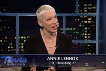 Annie Lennox - Tavis SMiley Part 1