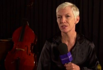 Annie Lennox - Yahoo Music Part 1