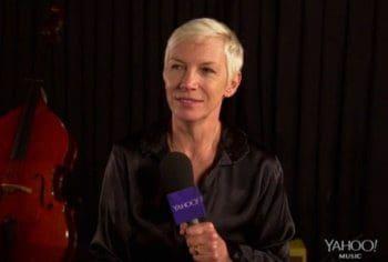 Annie Lennox - Yahoo Music Part 2