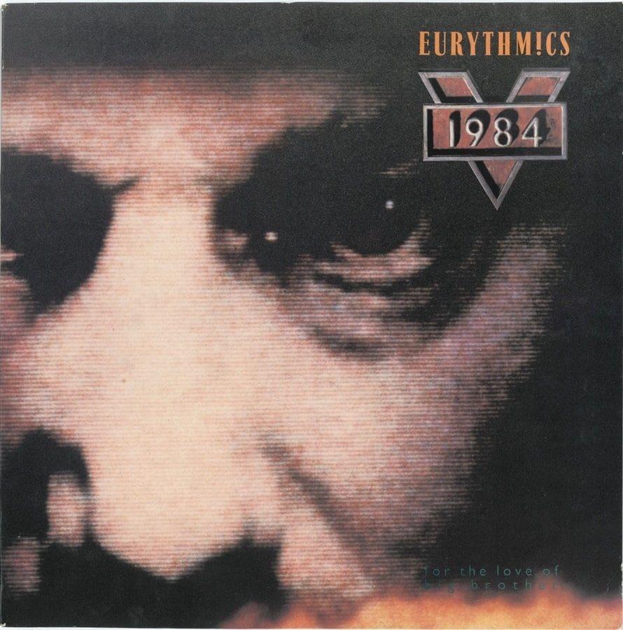Eurythmics - 1984 For The Love Of Big Brother - LP - UK - V1984 - 01