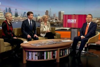 Annie Lennox - Andrew Marr Interview