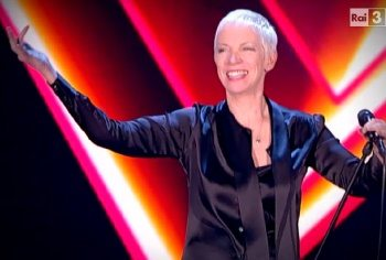 Annie Lennox - Che tempo che fa - I Put A Spell On You