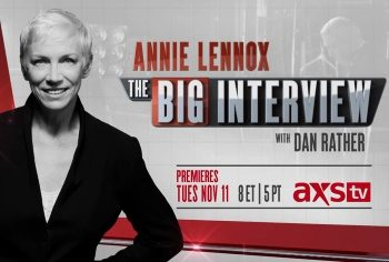 Annie Lennox - Dan Rather Interview