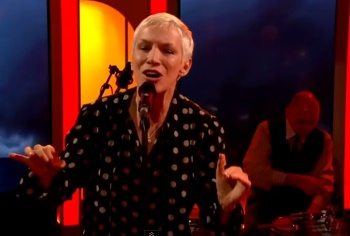 Annie Lennox - Georgia On My Mind - The One Show