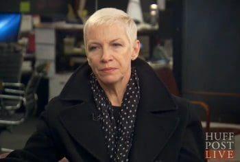 Annie Lennox - Huffington post Live