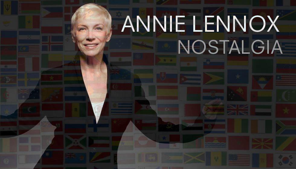 A few Chart Updates for Annie Lennox's latest album Nostalgia