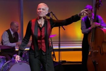 Annie Lennox - The Andrew Marr Show - I Put A Spell On You
