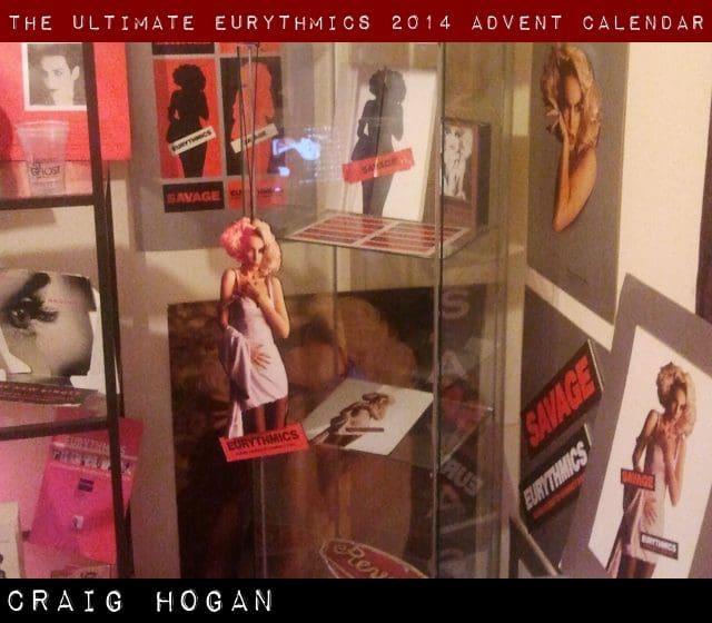 Day 19 – Ultimate Eurythmics Advent Calendar 2014 – Craig Hogan