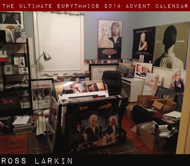 Day 5 – Ultimate Eurythmics Advent Calendar 2014 – Ross Larkin