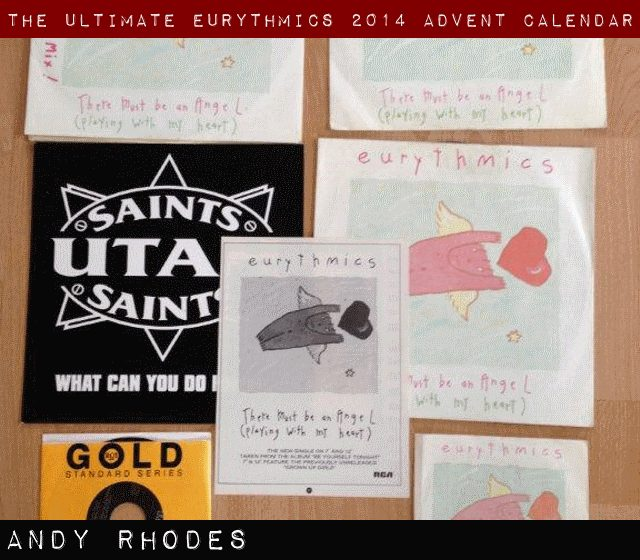 Day 8 – Ultimate Eurythmics Advent Calendar 2014 – Andy Rhodes