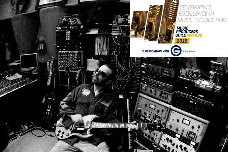 The Music Producers Guild will honour Dave Stewart this evening in London