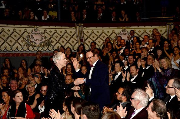 Annie Lennox performed 3 songs at The Kevin Spacey Gala in London last night.