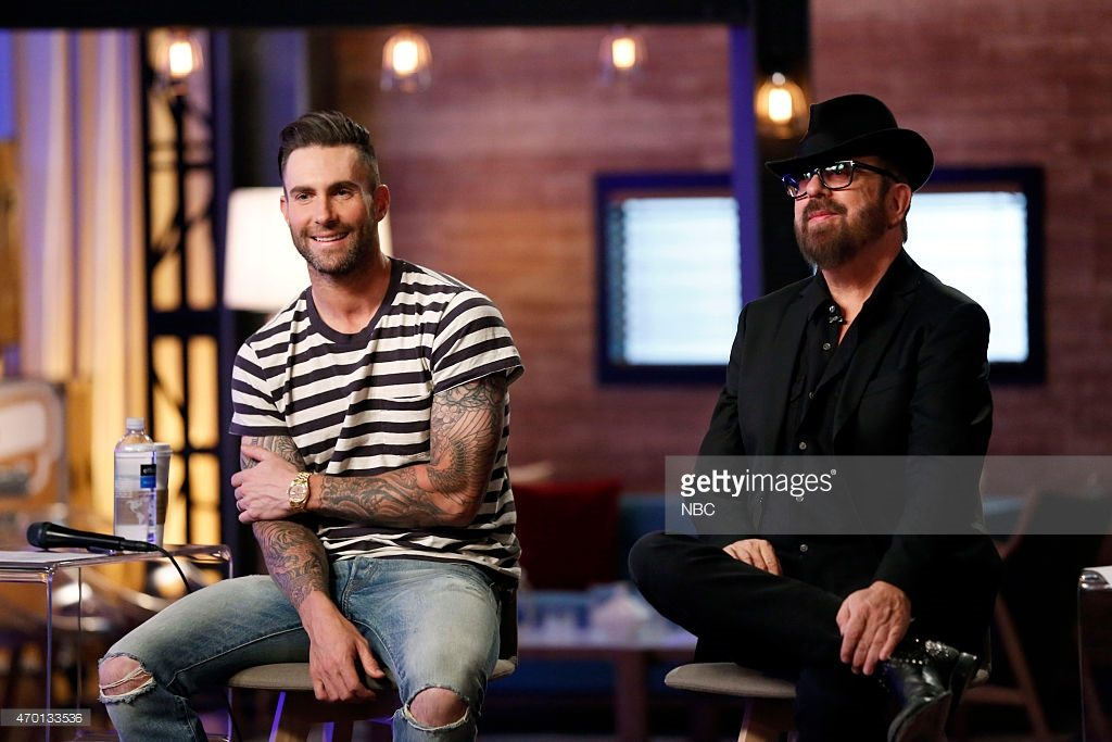 Dave Stewart will be appearing on the Voice on 20th April as an advisers to Adam Levine's team.